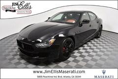 New 2019 Maserati Ghibli Base Sedan S3702 for Sale in Marietta at Jim Ellis Maserati