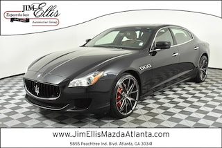 Used 2015 Maserati Quattroporte S Q4 Sedan for sale in Atlanta, GA