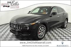 New 2019 Maserati Levante Base SUV S3767 for Sale in Atlanta at Jim Ellis Maserati