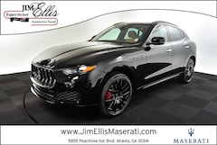 New 2019 Maserati Levante Base SUV S3751 for Sale in Atlanta at Jim Ellis Maserati
