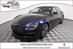 New 2019 Maserati Ghibli Granlusso Sedan S3724 for Sale in Marietta at Jim Ellis Maserati