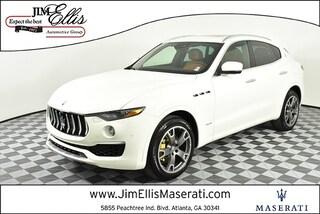 New 2019 Maserati Levante Granlusso SUV S3715 for Sale in Marietta at Jim Ellis Maserati