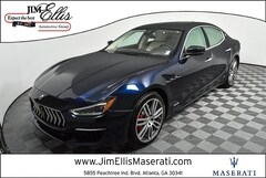 New 2019 Maserati Ghibli Granlusso Sedan S3739 for Sale in Marietta at Jim Ellis Maserati
