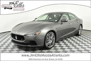 Used 2017 Maserati Ghibli S Sedan for sale in Atlanta, GA