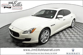 Used 2014 Maserati Quattroporte S Q4 Sedan for sale in Atlanta, GA