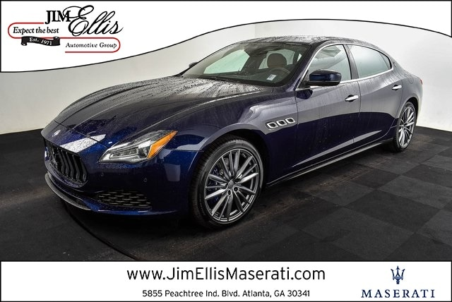 2019 Maserati Quattroporte S Sedan