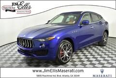 New 2019 Maserati Levante Base SUV S3747 for Sale in Atlanta at Jim Ellis Maserati