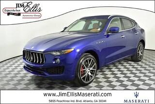 New 2019 Maserati Levante Base SUV S3747 for Sale in Marietta at Jim Ellis Maserati