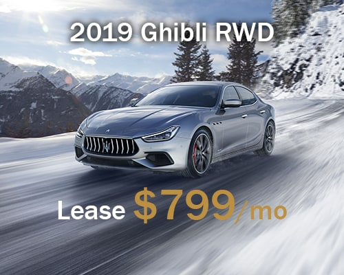 new maserati car lease specials atlanta | ghibli, quattroporte