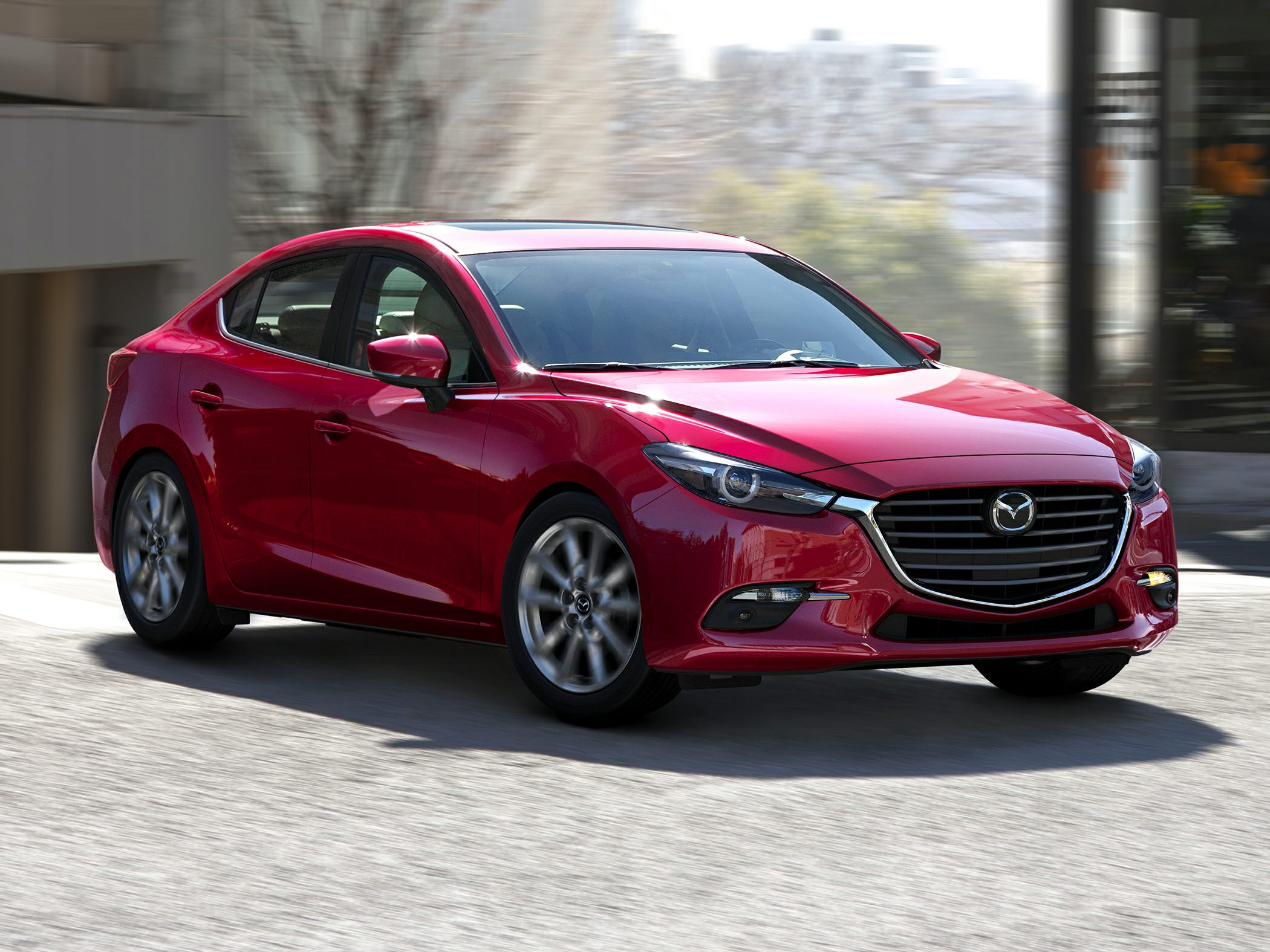 2018 Mazda3 Atlanta Hatchback Touring Sport Mazda Atlanta