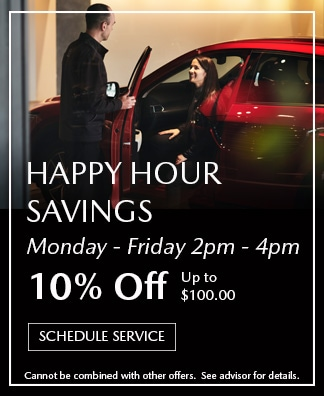 Happy Hour Savings