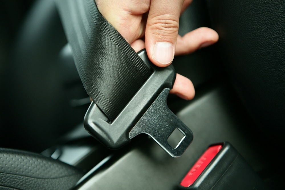 asian imports seat belt