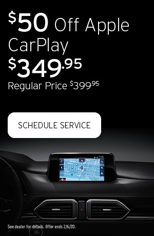 Apple Car Play Special