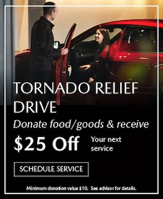Tornado Relief Donation Drive - Save $25