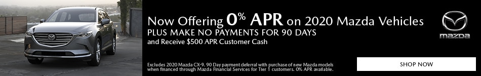 0% APR Financing, Plus Make No Payments for 90 Days
