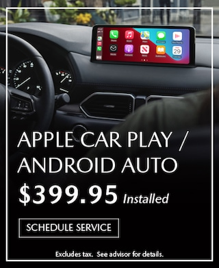 Apple CarPlay AndroidAuto Offer