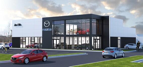 Mazda Dealerships In Georgia >> Jim Ellis Mazda Marietta Has Moved To 1715 Cobb Parkway