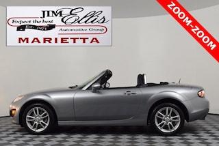 2012 Mazda Miata Sport Convertible