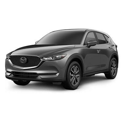 2018 Mazda CX 5 Earns IIHS Top Safety Pick+ Rating