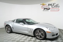 2012 Chevrolet Corvette Grand Sport 2LT Coupe