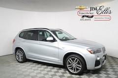 Used 2017 BMW X3 Xdrive28i SUV for sale in Atlanta, GA