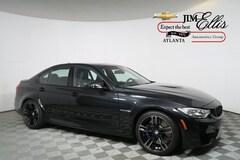 2016 BMW M3 Base Sedan