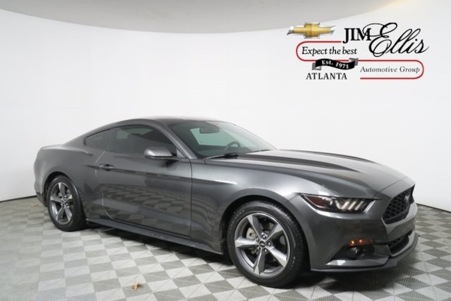 Used 2017 Ford Mustang Ecoboost Coupe for sale in Atlanta, GA