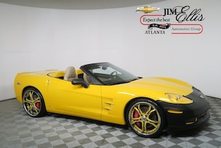 Used 2005 Chevrolet Corvette Base Convertible for sale in Atlanta, GA