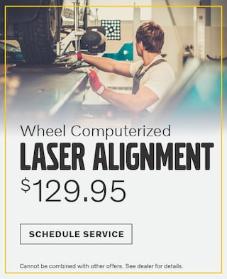 Wheel Computerized Laser Alignment