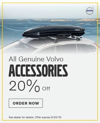 Volvo Accessories - June