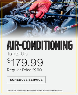 Air Conditioning Tune -Up
