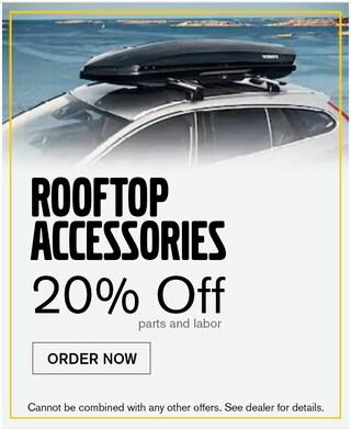 Roof Top Accessories 20%