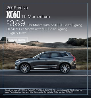 2019 Volvo XC60 - June