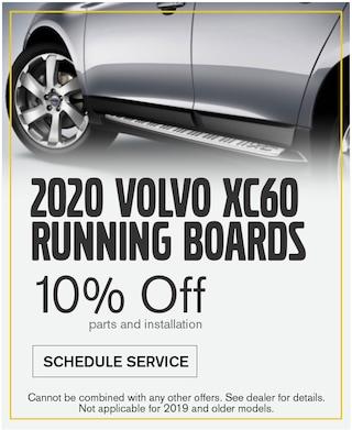 2020 XC60 Running Boards 10%