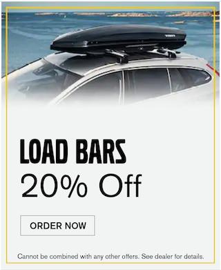 Load Bars 20% Off