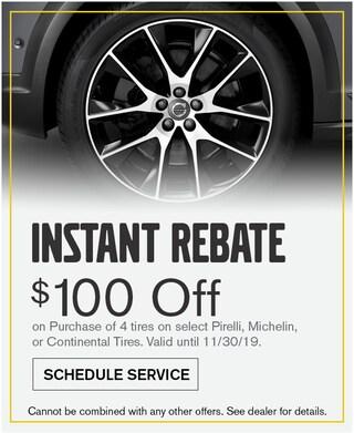 Instant Rebate Pirelli Michelin Continental