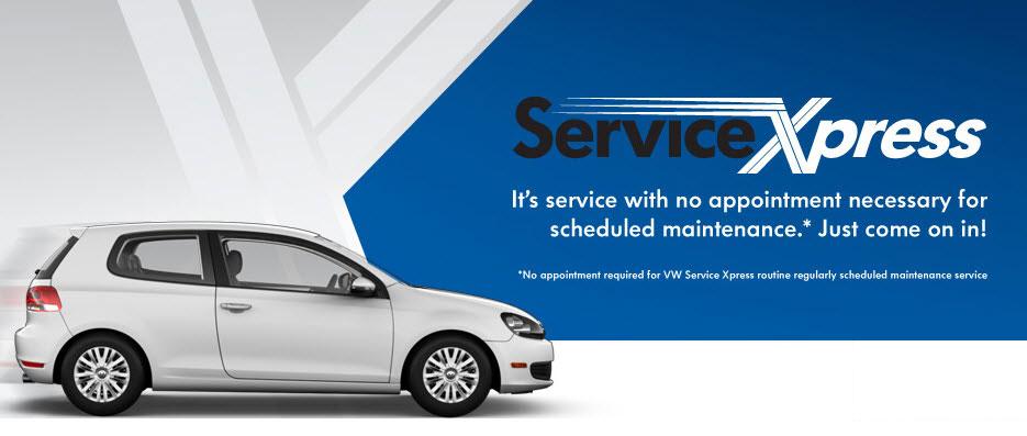 Servicexpress At Jim Ellis Volkswagen Atlanta Vw Car Service No