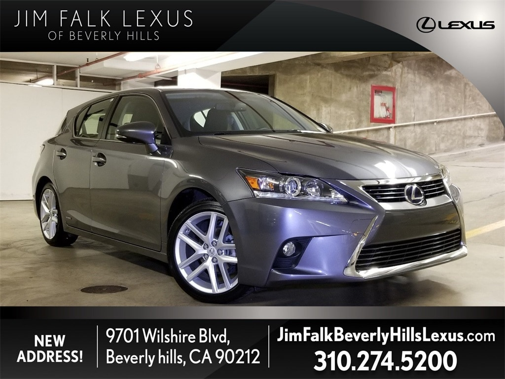2016 LEXUS CT Hatchback