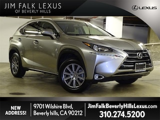 Pre-Owned 2017 LEXUS NX SUV in Beverly Hills, CA