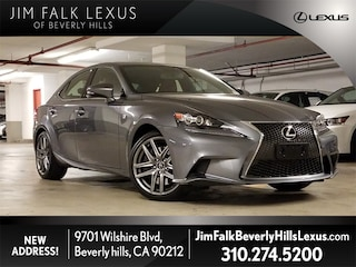 Pre-Owned 2016 LEXUS IS Sedan in Beverly Hills, CA