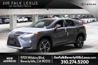 New 2019 LEXUS RX 350 SUV in Beverly Hills, CA