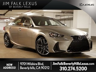 New 2019 LEXUS IS 300 Sedan in Beverly Hills, CA