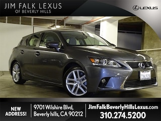 Pre-Owned 2016 LEXUS CT Hatchback in Beverly Hills, CA