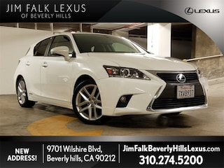 Pre-Owned 2017 LEXUS CT Hatchback in Beverly Hills, CA