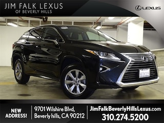 Pre-Owned 2018 LEXUS RX SUV in Beverly Hills, CA