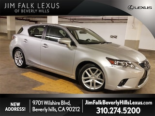 Pre-Owned 2015 LEXUS CT Hatchback in Beverly Hills, CA