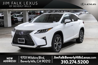 New 2019 LEXUS RX 450h SUV in Beverly Hills, CA