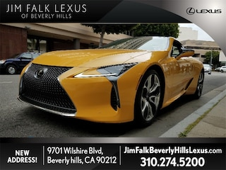 New 2019 LEXUS LC 500 Coupe in Beverly Hills, CA