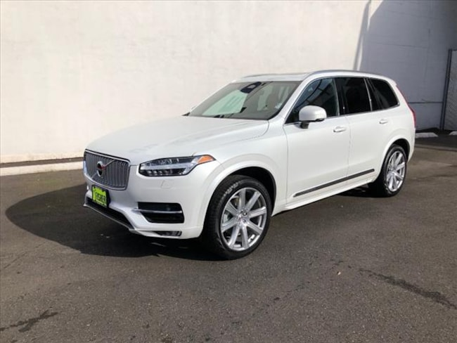 Certified Pre-Owned 2017 Volvo XC90 T6 AWD Inscription SUV in Portland, OR