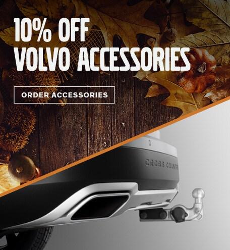 10% Off Volvo Accessories